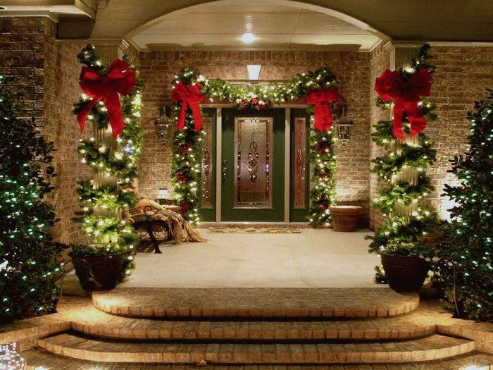 Как украсить квартиру на Новый год 2021 своими руками: советы и ... | 525x700
