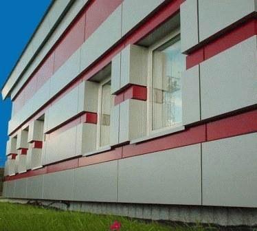 Монтаж вентилируемых фасадов под ключ, технология, цена